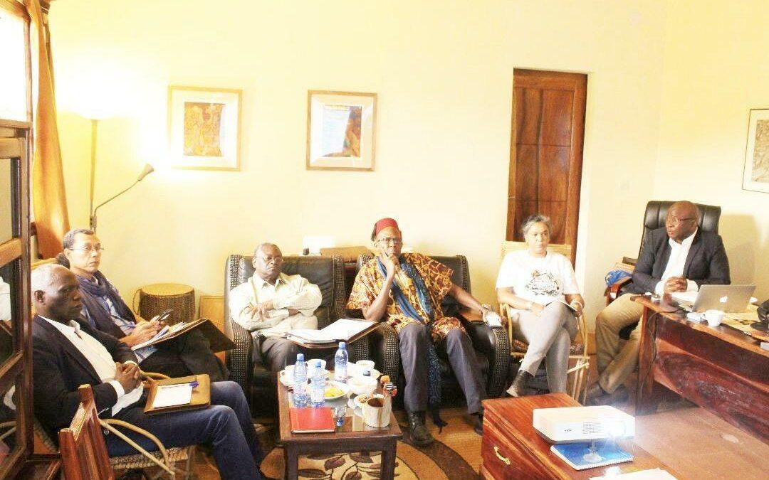 réunion Conseil d'Administration