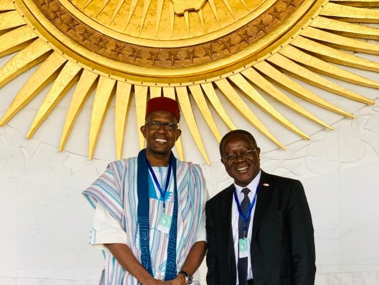 ACF participates in the 33rd Summit of the African Union