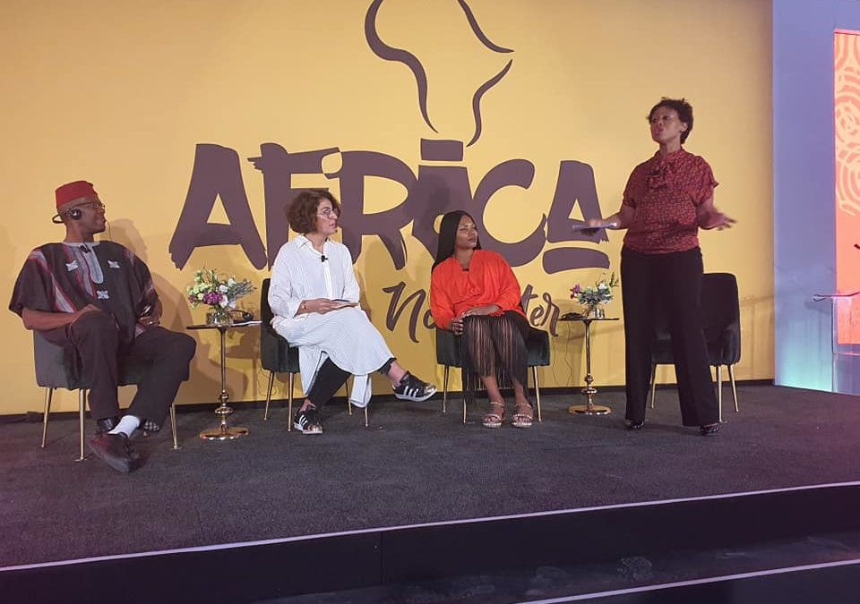 "Participation of The African Culture Fund in the ""Africa No Filter 2020"" Summit"