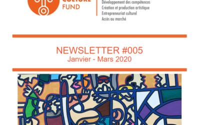 Consultez la Newsletter #5 de l'ACF