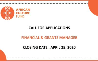 ACF SEEKS FINANCIAL & GRANTS MANAGER