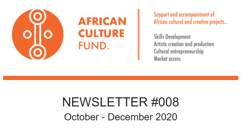 Discover ACF's Newsletter #8