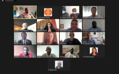 Annual meeting of the Board of Directors of the African Culture Fund (ACF)