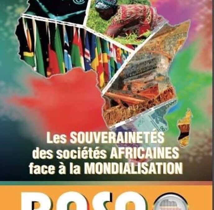 POURQUOI LA LITTÉRATURE AFRICAINE DOIT CHANGER D'ADRESSE  ma contribution dans le dernier Rapport alternatif sur l'Afrique (RASA)