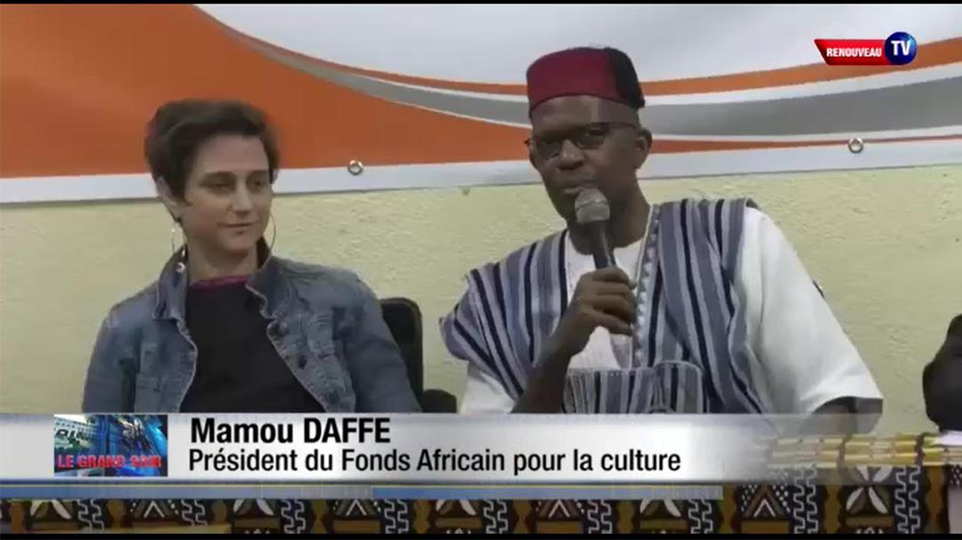 Le 2 Juillet 2021 a eu lieu le lancement du programme continental de renforcement des artistes et acteurs culturels africains – ACF ACADEMY, au Musée National du Mali.